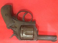 Belgish Bulldog Revolver