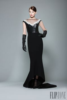 Georges Chakra Fall-winter 2015-2016 - Ready-to-Wear - http://www.flip-zone.com/georges-chakra-5572