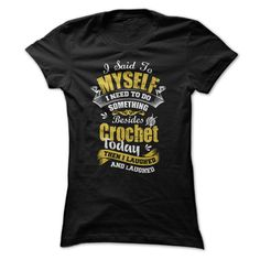 Awesome Crochet Shirt. Check this shirt now: http://www.sunfrogshirts.com/Funny/Awesome-Crochet-Shirt.html?53507
