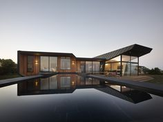 I always wanted to live in one of those cool houses you'd see in Arch Digest. -- Beached House by BKK Architects TheBeached...   The Khooll
