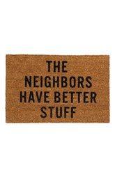 Reed Wilson Design 'Neighbors' Doormat