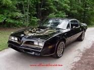 my all time favorite car the trans am this is the model from smokey and the bandit