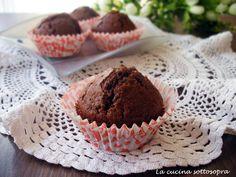 Muffin al cioccolato di Nigella