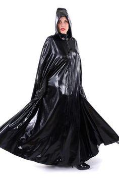 Full length cape