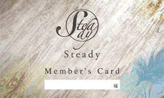 弊社の制作実績です(。・x・)ゝ #card #hairsalon #メンバーズカード #美容室