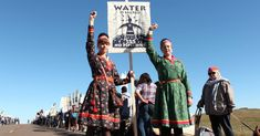 10 Oct '16: Indigenous Sami people from Norway join the Standing Rock Sioux in their protest against the Dakota Access Pipeline   Common Dreams