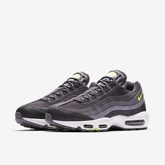 new product 1d98e 8aca1 Cheap Nike Air Max 95 Essential Anthracite Dark Grey Volt Sale