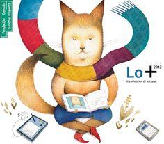 Lo + 2012, selección de lecturas de la Fundación Germán Sánchez Ruipérez [pdf]