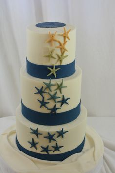 Nautical Accented with Starfish