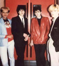 Polaroids Tour 1980/81