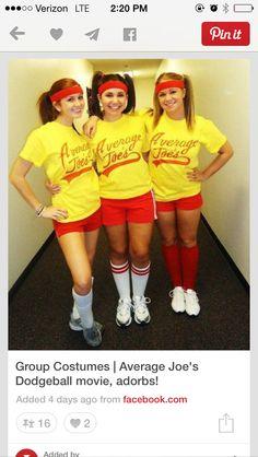 Dodgeball movie Halloween costume
