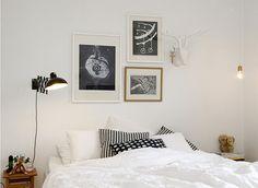Witte slaapkamer | Wooninspiratie