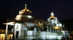 Shri Mangeshi Temple, Goa #,mygoaproperty #goa #india For more information send us a mail: allproperty@devant.no