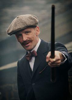 Peaky Blinders_Paul Anderson hat_Image credit BBC
