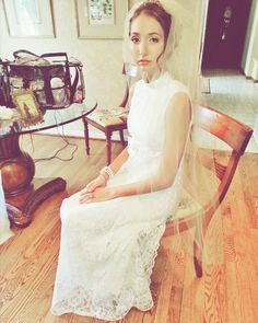 Prepping the #vintage #bride #model #natalieperkins #MUA #crystaldrake #wardrobestylist #FreeStyleInDetroit Art Archive, Prepping, Bride, Wedding Dresses, Creative, Model, Vintage, Collection, Design