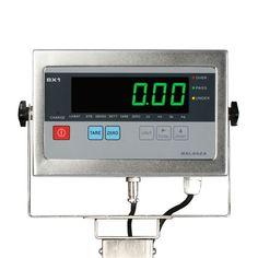 Indikator untuk Timbangan TMX. Digital Bench Scale TMX by BALANZA