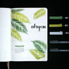 August cover page bullet journal bullet journal leaves, bullet Bullet Journal August, Bullet Journal Leaves, Planner Bullet Journal, Bullet Journal Banner, Bullet Journal Cover Page, Bullet Journal Aesthetic, Bullet Journal Notebook, Bullet Journal School, Bullet Journal Themes