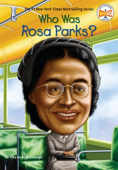 Autobiographies For Kids, Who Was Rosa Parks, Book Sites, Harriet Tubman, Civil Rights Movement, African American History, American Women, Native American, Inspirational Books