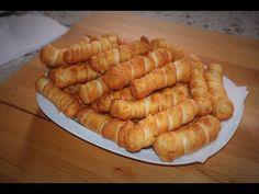 Receta Para Dedos De Queso - Cómo Hacer Tequeños - Sweet y Salado - YouTube