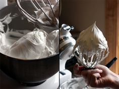 Italian Meringue Buttercream tutorial