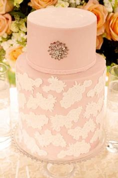 Hostess with the Mostess® - Champagne and Sweets Wedding Sweet Table