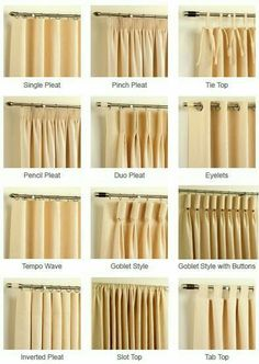 Design Guide: Adding drapes to your decor. How to measure for curtains. Decorating with drapes. Shopping for curtains and curtain hardware. Home Curtains, Curtains Living, Hanging Curtains, Curtains With Blinds, Linen Curtains, Window Blinds, Valances, Privacy Blinds, Patio Blinds