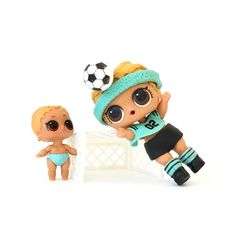 Happy World Cup finals weekend . . . . #collectlol #lolsurprise #lolsurprisedolls #loldolls #lolseries2 #lolsurpriseseries2 #lolkicks #worldcup #lolsurpriseaustralia