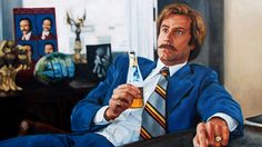 This Madison Gregory Anchorman print is kind of a big deal.This Madison Gregory Anchorman print is the champagne of beers.Sixty percent of the time, this Madison Gregory Anchorman print works all the time.But, if you're not interested_ as Ron Burgundy (played by Will Ferrell) might say, Go fuck yourself, San Diego.Boy, that escalated quickly... I mean, that really got out of hand fast.Get the SpecsMuseum quality reproduction of originalPrinted on 100% cotton fine art paperArchival inkReady…