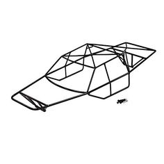 Sceek.Com - Integy Steel Roll Cage: Slash 4X4