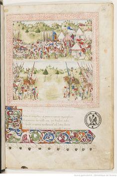 """Di seguito alcune info sul contenuto e i link per visionare le miniature l'Hesperidos presso La biblioteca Arsenal di Parigi con didascalia esplicativa. Notizie sull'Hesperide """"…"""
