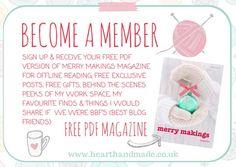 Free Christmas Merry Makings Magazine