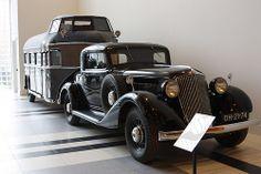 1932 Graham Blue Streak coupé | 1932 Graham Blue Streak Coupe and Curtiss Aerocar Land Yacht