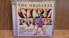 IMPORT !! THE ORIGINAL GIRL POWER. CD / DYNAMIC - 2005. 14 TEMAS - MUY DIFÍCIL…