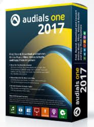 Audials One 2017 Crack with Serial Key Free Download