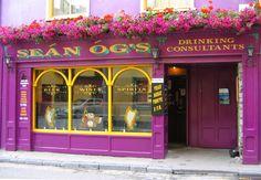 Tralee pubs, Ireland