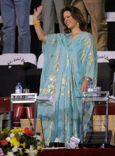 Haya bint Al Hussein (daughter of Queen Alia who died in helicopter crash), Step-Mother Queen Noor) int+Al+Hussein+WTA+Dubai+Barclays+Tennis+49e3uRI5Uunl