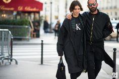 Sidney Geubelle + Marcelo Burlon | Paris