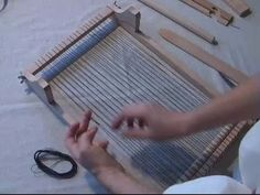 Инструкция по сборке, заправке и ткачеству для ткацкой рамы. Наш сайт: www.wtradition.ru