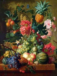 ohdarlingdankeschoen:  http://www.pinterest.com/pin/396809417142424995/ Fruits & Vegetables Vintage Art