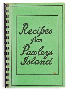 Today's Community Cookbook: Recipes From Pawleys Island (Copyright 1955 by All Saints Waccamaw Episcopal Church; Printed by Walker, Evans & Cogswell Co., Charleston, SC) With its first edition . Old Recipes, Vintage Recipes, Cookbook Recipes, Recipies, Pawleys Island South Carolina, Community Cookbook, Southern Style, Southern Living, Vintage Cookbooks