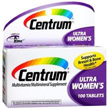Ultra Women's Multivitamin/Multimineral Supplement Tablets   #happyhealthy