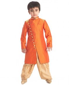 baby clothing - Compare Price Before You Buy Baby Boy Dress, Baby Boy Outfits, Kids Outfits, Sherwani For Boys, Kids Kurta, Boys Kurta Design, Kids Wear Boys, Gents Kurta, Kids Ethnic Wear