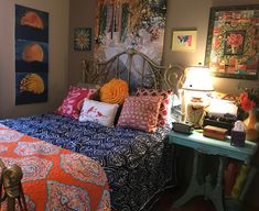 20 Best Bohemian Bedroom Decoration Ideas of the Year – Design & Decorating Cozy Bedroom, Dream Bedroom, Modern Bedroom, Bedroom Decor, Bedroom Ideas, Bedroom Designs, Discount Bedroom Furniture, Fashion Room, Bedroom Styles