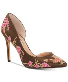 Anna Sui Loves INC International Concepts Women's Kenjay d'Orsay Pumps, Created for Macy's