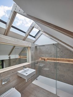I've just thought of a brilliant way of extending loft without raising ridge... Genius?