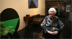At 94, Carmen Herrera Is Art's Hot New Thing, and Enjoying It - The New York Times