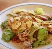 Fast Paleo » Green (or Red) Chile Pork Taco-Salad - Paleo Recipe Sharing Site