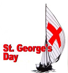 Most Adorable Saint George Day Wishes Pictures And Images St George Flag, Saint George, Earth Day Pictures, Guy Pictures, Happy St George's Day, St Georges Day, Fb Status, Dragon Pictures, Banner Images