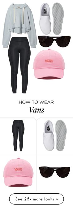 """Vans"" by abzizzle on Polyvore featuring Vans and Tiffany & Co."