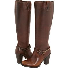 Frye boots! With a spur! Ok, I think I love these.  $342.20